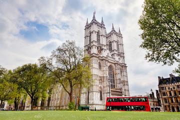 Westminster Abbey. London, England, UK