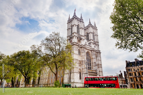 Westminster Abbey. London, England, UK