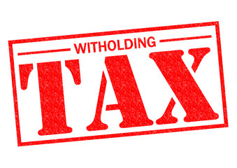 WITHOLDING TAX