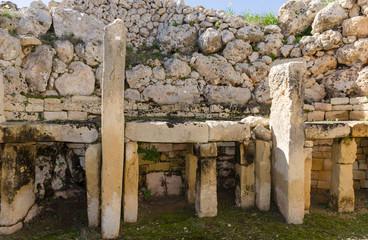 Ggantija Temples - Gozo