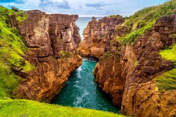 Pancakes Rock, Neuseeland