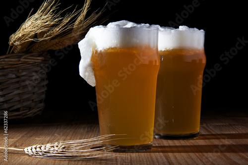 Fotobehang Bier Birra