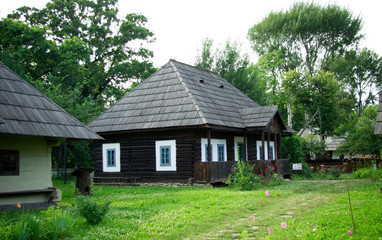 National Village Museum, Bucharest, Romania.