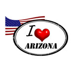 Arizona stamp