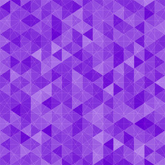 Geometric triangular seamless pattern design