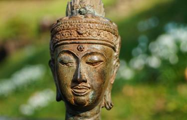 Balance mit Meditation