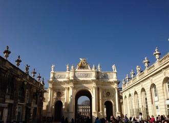 Arc de la place Saint Nicolas Nancy