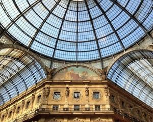 milan, vittorio emanuele II gallery