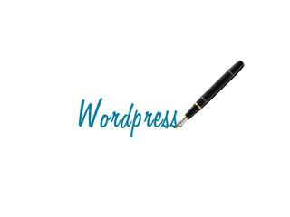 Firma pluma wordpress