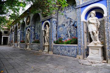 Palais de Fronteira à Lisbonne