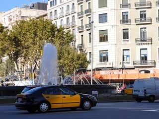 Barcelone Taxi