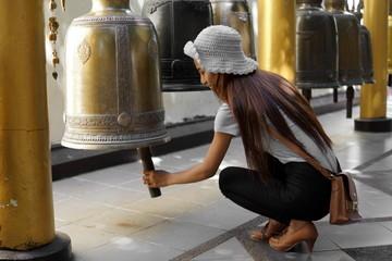 Praying Lady