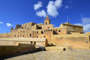 The Citadel,island Gozo,Malta