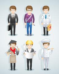 occupations set