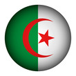 Algeria flag button.