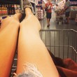 fun at the supermarket