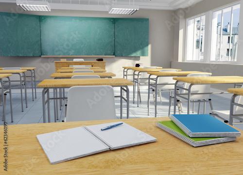 School classroom - 62346090