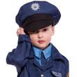 Kind im Polizisten Kostüm