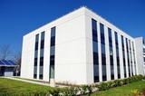 Fototapety zone de bureaux industriels