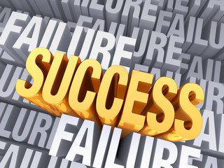 Success Emerges From Failure