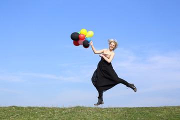 luftballons abheben