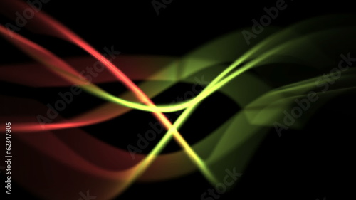abstract light background in green and red - seamless