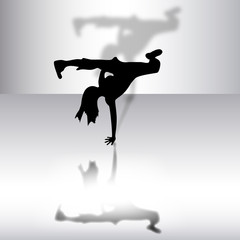 breakdance girl 2
