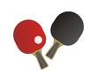 ping pong illustration