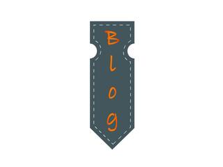 Tira piel blog naranja