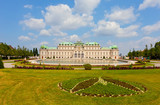 Belvedere (ital. Belvedere)  in Vienna