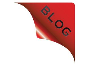 Señal esquina blog