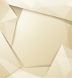 Abstract Origami paper sepia geometric template
