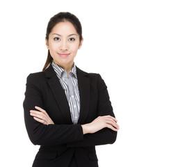 Asia businesswoman portrait