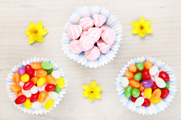 Spring sweets