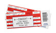 Red Concert Tickets - 62358446