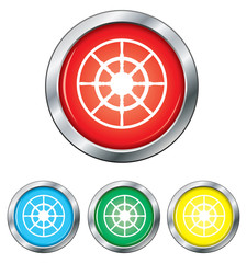 Ship Wheel Icon