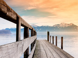 jetty on lake chiemsee (85)