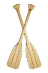 Wood Paddles