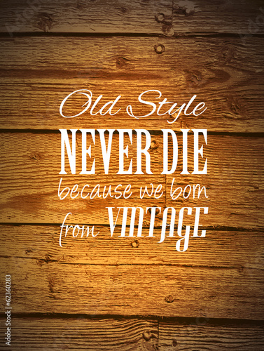 High Detailed Vintage Wood Background