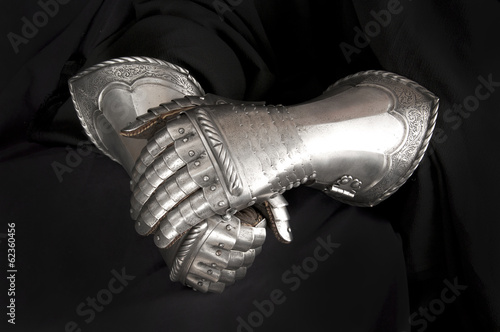 Gloves knight