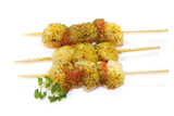 brochettes de saint-jacques