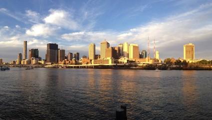 Brisbane Skyline Australia