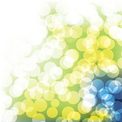 Abstract Bubbly Background