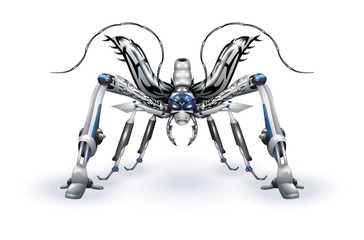 Robot-insect