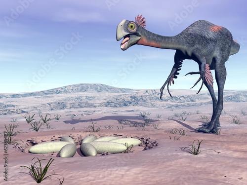 zenski-gigantoraptor-isc-jego-gniazdeczko-3d-odplacaja-sie