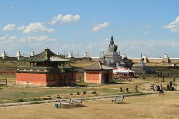Tempelanlage Karakorum Mongolei
