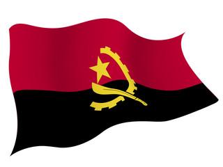 アンゴラ 国旗 国