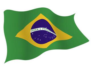 ブラジル 国旗 国