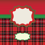 Mens tartan Design template,artwork or background