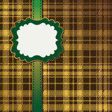 Mens tartan Design template,artwork,background